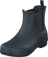 Crocs - Crocs Freesail Chelsea Boot W Black/Black