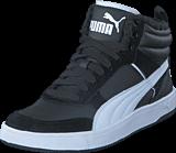 Puma - Reebound street v2 Black-White
