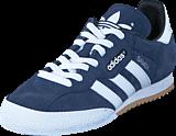 adidas Originals - Sam Super Suede Navy/Running White Ftw
