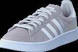 adidas Originals - Campus J Grey One F17/Ftwr White/Ftwr W