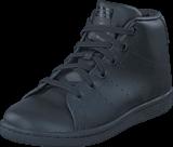 adidas Originals - Stan Smith Mid C Core Black/Core Black/Core Bla
