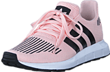 adidas Originals - Swift Run J Icey Pink F17/Core Black/Ftwr