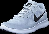 Nike - Wmns Free Rn 2017 White/Black-Pure Platinum