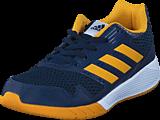 adidas Sport Performance - Altarun K Collegiate Navy/Tactile Yellow