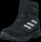 adidas Sport Performance - Terrex Snow Cf Cp Cw K Core Black/Chalk White/Grey Fo