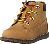 Timberland - Pokey Pine 6In Boot with Wheat