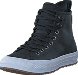 Converse - All Star WP Boot Leather Hi Black/Black/White