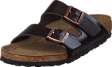 Birkenstock - Arizona Regular Soft Amalfi Dark Brown