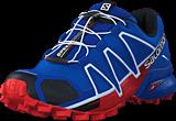 Salomon - Speedcross 4 Blue Yonder/Black/Lava Orange