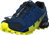 Salomon - Speedcross 4 GTX® Slate Blue/BlueDepth/Coronyell