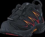 Salomon - Xa Pro 3D Cswp K Black/Black/Fiery Red