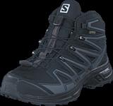 Salomon - X-Chase Mid GTX® W Black/Black/Magnet
