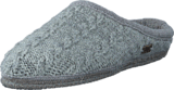 Ulle - Seamless Cabel Knit Grey
