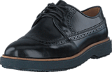 Clarks - Modur Limit Black Leather