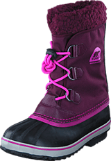 Sorel - Yoot Pac Nylon Youth 562 Purple Dahlia