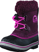 Sorel - Yoot Pac Nylon 562 Purple Dahlia