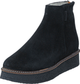 Hush Puppies - Kyla Midzip Black