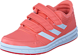 adidas Sport Performance - Altasport Cf K ChalkCoral/Ftwr Wht/RealCoral