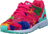 adidas Originals - Zx Flux C Real Pink S18/Ftwr White