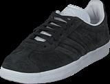 adidas Originals - Gazelle Stitch And Turn Core Black/Ftwr White