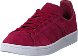 adidas Originals - Campus Stitch And Turn Mystery Ruby F17/Ftwr White