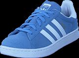 adidas Originals - Campus C Ash Blue S18/Ftwr White