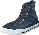 Converse - All Star Leather Hi Thunder/Egret