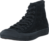 Converse - All Star Suede Hi Black/Black