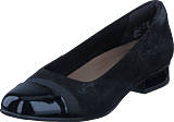 Clarks - Keesha Rosa Black Interest