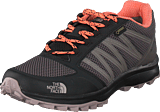 The North Face - W Litewave Fp Gtx Phantomgry/desertflowrorg