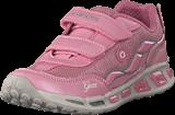 Geox - J Shuttle Pink/silver