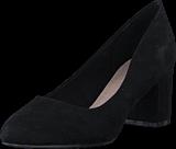 Bianco - Blok Heel Pump Black