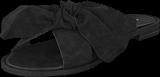 A Pair - 13-18996 Black Suede