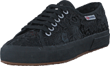 Superga - Macramew Black