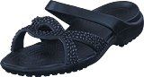 Crocs - Meleen Twist Diamante Sandal Black/black