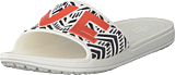 Crocs - Drew Sloane Tribal White