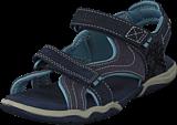 Timberland - Park Hopper L/f 2-strap Sandal Black Iris