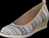Tamaris - 22301-818 Blue Comb