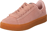 Svea - Anna Wide Lace Sneaker Blush