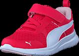 Puma - Puma Flex Essential V Ps Paradise Pink-puma White