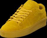 Vero Moda - Stella Leather Sneaker Harvest Gold