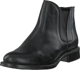 Bianco - V-split Boot Noos Black
